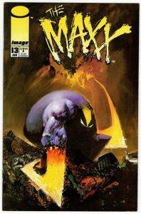 The Maxx #13 (VF/NM) Sam Keith Classic Image Comics ID#MBX3