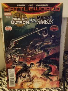 Age of Ultron vs. Marvel Zombies #3 (2015)