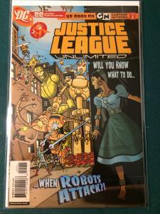 Justice League Unlimited #22