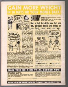 True Medic Stories  9/1959-pin-up girl photo cover-exploitation-scandal-VF-
