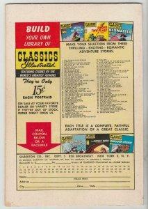Classics Illustrated #94 (Apr-52) VF Mid-High-Grade David Balfour