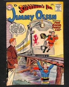 Superman's Pal, Jimmy Olsen #45