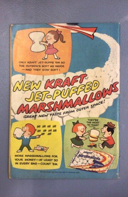 Nancy and Sluggo #176 (1960)