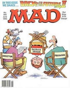 Mad #295 VG; E.C | low grade comic - save on shipping - details inside