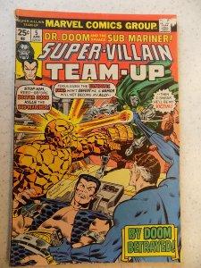 SUPER-VILLAIN TEAM-UP # 5