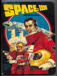 Space 1999 Annual 1977 UK hardback Gerry Anderson