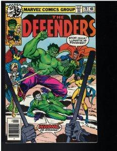 The Defenders #70 (1979)