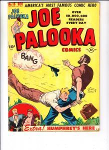 Joe Palooka Comics #15 (Dec-47) FN/VF Mid-High-Grade Palooka Joe