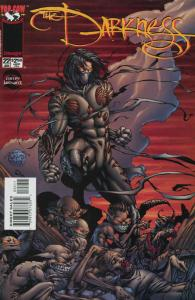 Darkness, The #22 VF/NM; Image | save on shipping - details inside