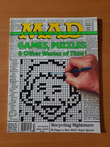Mad Magazine Super Special #86 ~ FINE - VERY FINE VF ~ MARCH 1993