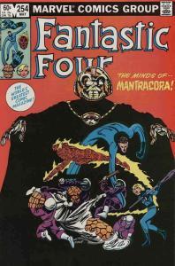 Fantastic Four (Vol. 1) #254 VF/NM; Marvel | save on shipping - details inside