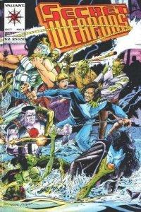 Secret Weapons (1993 series) #2, NM- (Stock photo)