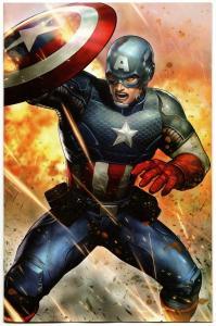 Captain America #11 Battle Lines Variant (Marvel, 2019) NM