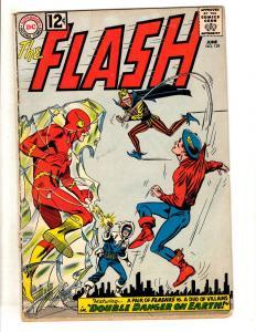 Flash #129 VG DC Comic Book Jay Garrick Captain Cold Trickster Central City JL11