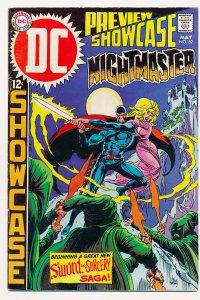 Showcase (1956-1978) #82 FN Nightmaster