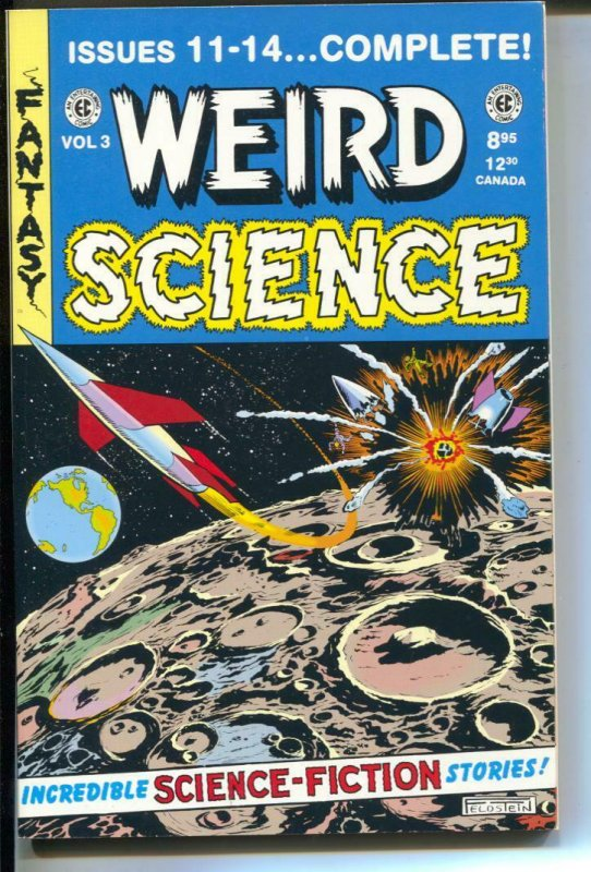 Weird Science Annual-#3-Issues 11-14-TPB- trade