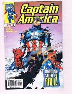 Captain America #17 VF Marvel Comics Comic Book Waid 1998 DE11