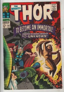 Thor, the Mighty #136 (Jan-67) VF+ High-Grade Thor