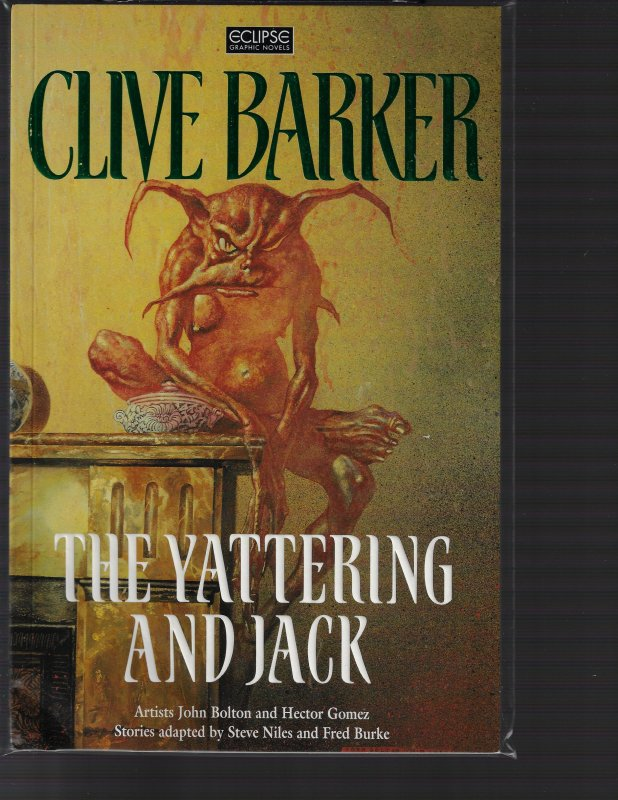 Clive Barker: The Yatteri (Eclipse, 1995)