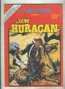 La Historieta presenta numero 21:  Jim Huracan + Juan Leon (numerado 3 en tra...
