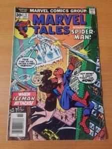 Marvel Tales #73 ~ VERY GOOD VG ~ (1976, Marvel Comics)
