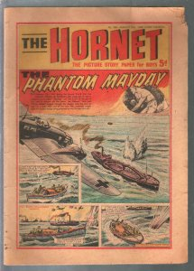 Hornet #260 8/31/1968-DC Thompson-British-tabloid-picture stories-WWII sea ba...