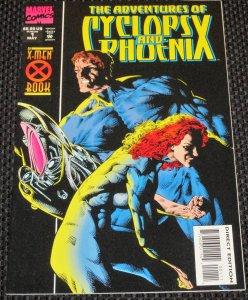 The Adventures of Cyclops and Phoenix #1 (1994)