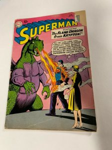 Superman 142 2.0 Good Gd Dc Silver Age