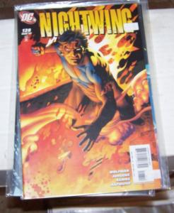 NIGHTWING  # 128  2007 DC COMICS  +dick grayson  batman raptor