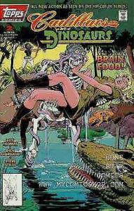 Cadillacs & Dinosaurs (Vol. 2) #2 VF/NM; Topps | save on shipping - details insi