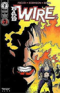 Barb Wire #8 VF/NM; Dark Horse | save on shipping - details inside