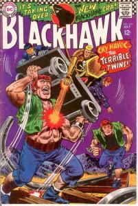 BLACKHAWK 234 VG-F July 1967 COMICS BOOK