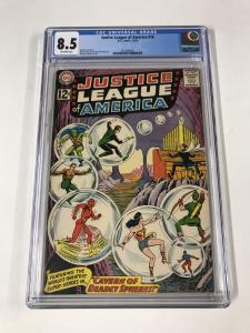 Justice League (1st Series) #16 CGC 8.5