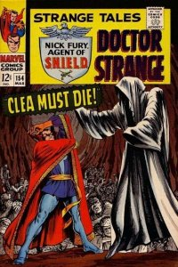Strange Tales (1951 series) #154, Good+ (Stock photo)