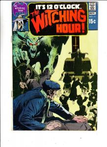 It's 12 O'Clock.. the Witching Hour #11 (Nov-70) FN/VF+ High-Grade