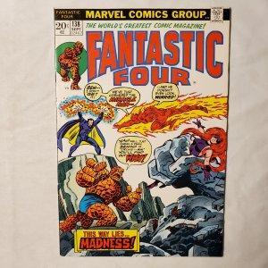 Fantastic Four 138 Very Good+