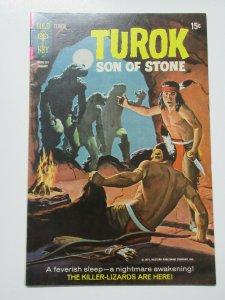 Turok Son of Stone (Gold Key 10030-201 January 1972) #76 VF