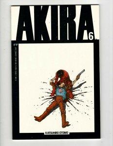 Lot Of 5 AKIRA Marvel Epic Comic Books # 6 7 8 9 10 Katsuhiro Otomo Fantasy SB5