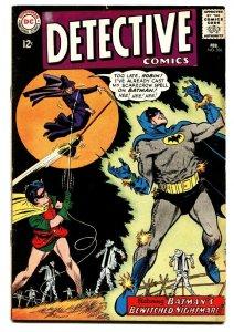 DETECTIVE COMICS #336 comic book-BATMAN AND ROBIN 1965