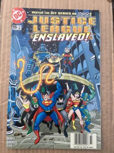 Justice League Adventures #15 (2003)