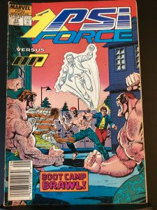 Psi-Force #23 (1988)