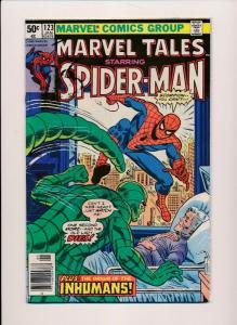 MARVEL TALES SPIDER-MAN #123 1980 VERY GOOD/FINE  (SRU591)