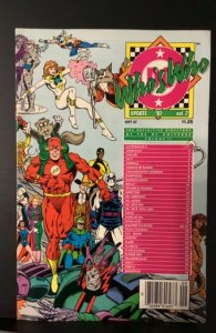 Who's Who: The Definitive Directory of the DC Universe Update '87 #...