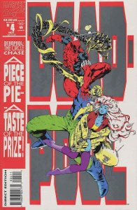 Deadpool: The Circle Chase #4 FN; Marvel | save on shipping - details inside