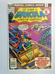 Tomb of Dracula #52 1st Series 6.0 FN (1977)