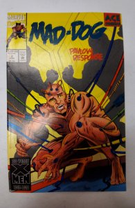 Mad-Dog #2 (1993) NM Marvel Comic Book J665