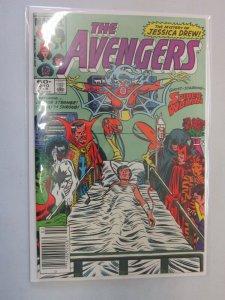 The Avengers#240 Newsstand 6.0 FN (1984)