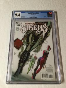 Gotham City Sirens 26 Cgc 9.4 White Pages Last Issue