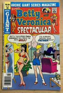 ARCHIE GIANT SERIES #486 (Archie, 9/1979) (F-VF) Betty & Veronica Spectacular!