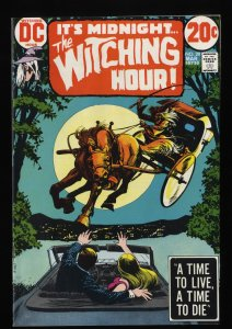 Witching Hour #29 NM- 9.2 Nick Cardy Cover!